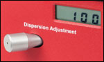 Dispersion Adjustment Knob