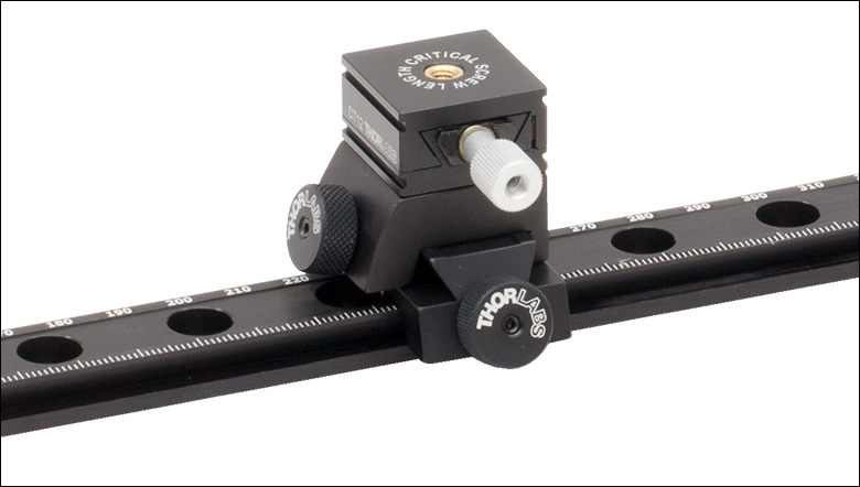 dovetail optical rails