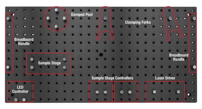 Portable Optical Tweezers Educational Kit