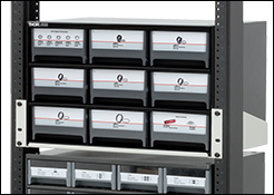 ESK Kit in Rack System