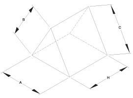 15 5 halb-reflektierenden und semi-transparent Cube NLLeZ 1pc 15 Split Verh/ältnis 5 15mm Optical Glass Strahlteiler Prism