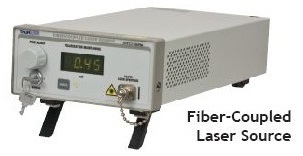 Fiber-Coupled Laser Light Source