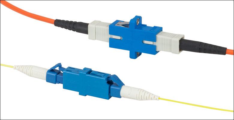 Fiber Optic Mating Sleeves And Bulkhead Adapters