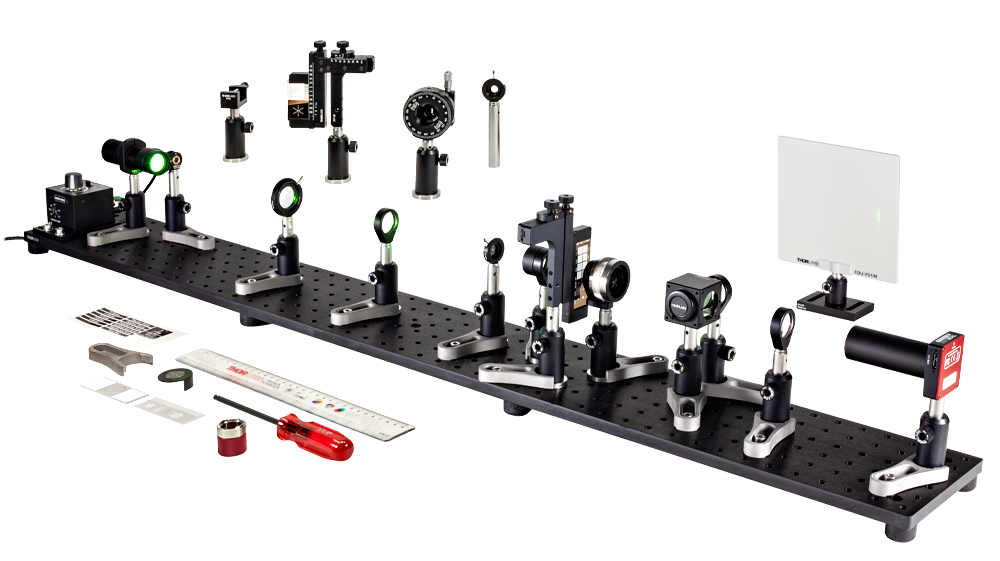Fourier Optics Kit