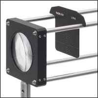 Fresnel Lens in Cage System