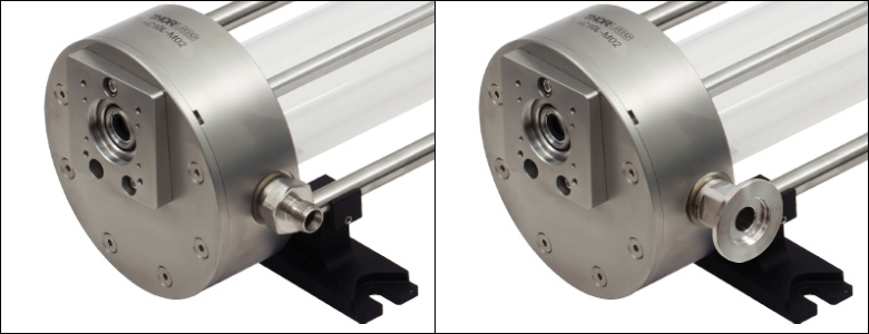 KF-Flanged Components and Accessories