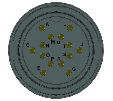 IEC130-9 Female