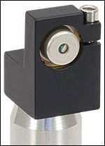 Post-Mounted Laser Diode