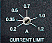 LED Current Limit