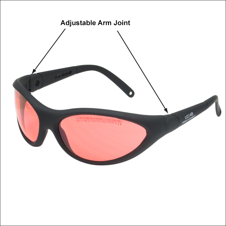 3273541f253 Sport Style Laser Safety Glasses Click for Details