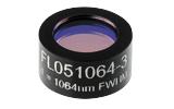 Laser Line Filters, 1064 nm