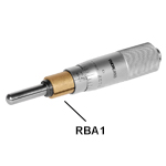 RBA1 on Manual Micrometer