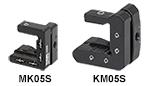 MK05S  and KM05S Size Comparison