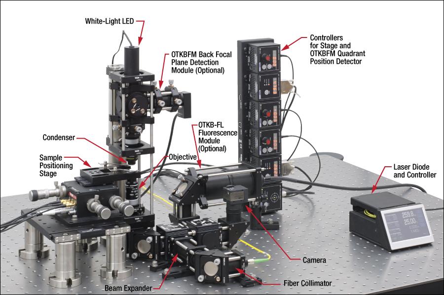 Thorlabs Com Modular Optical Tweezers