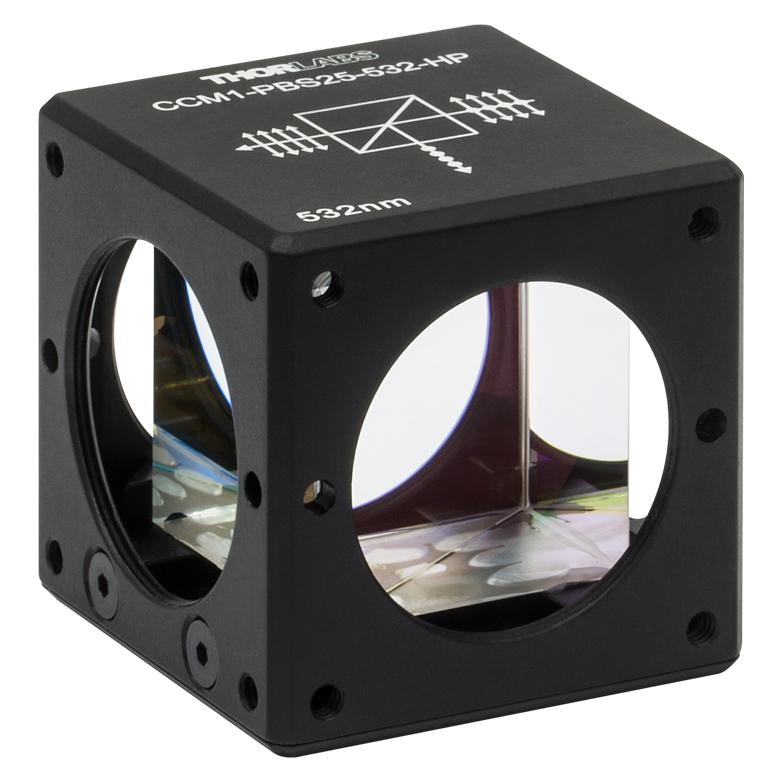 Beam Splitter Cube Strahlteiler Fr Femtosekundenpulse