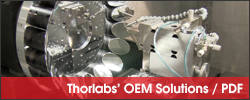 Thorlabs OEM Brochure