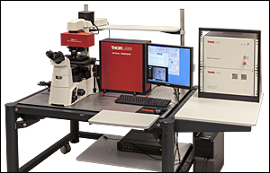 Thorlabs Optical Tweezers for Microscope