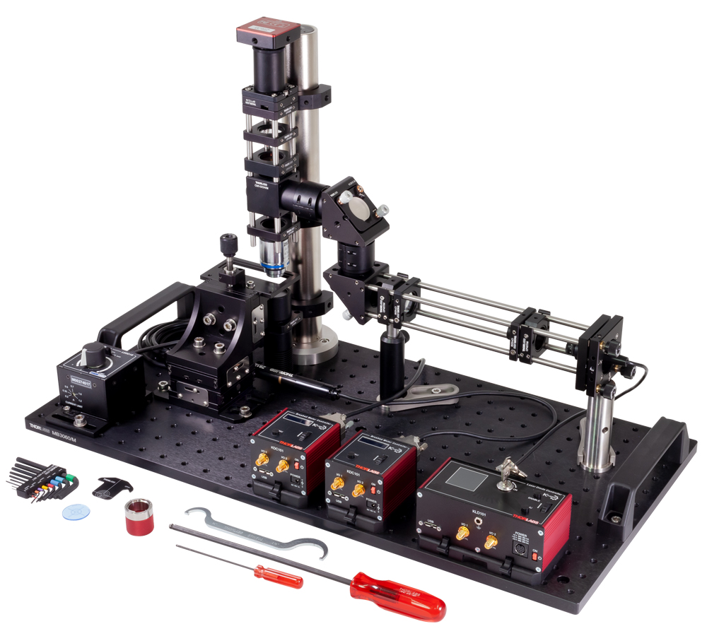 Portable Optical Tweezers Kit
