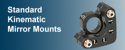 Standard Kinematic Mirror Mounts