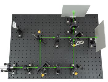 Quantum Eraser Demonstration