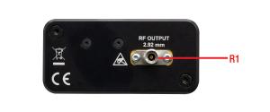 RXM10AF Output Panel
