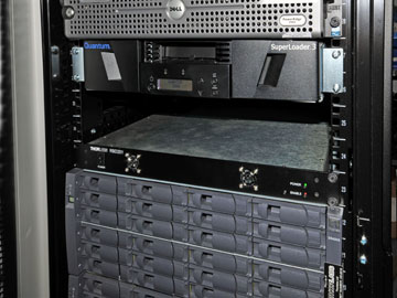 RBD201 Rack Mounted