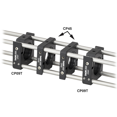Removable Cage Segment Assembly Steps 1 and 2