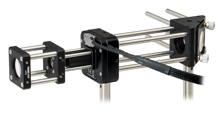 Compact Direct Drive Rotation Mount