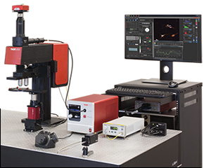 Single Channel Confocal Microscope Upgraded with Widefield Imaging