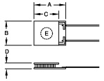 TEC Dimension Drawing