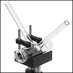 Glass Cell Mounted inV-Clamp