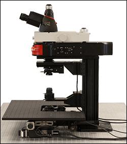 Cerna Microscope CM3003 Side View