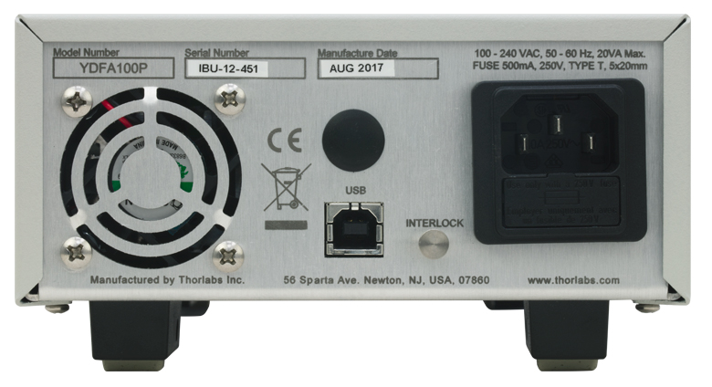 Ytterbium Doped Fiber Amplifiers Ydfa 1 181 M
