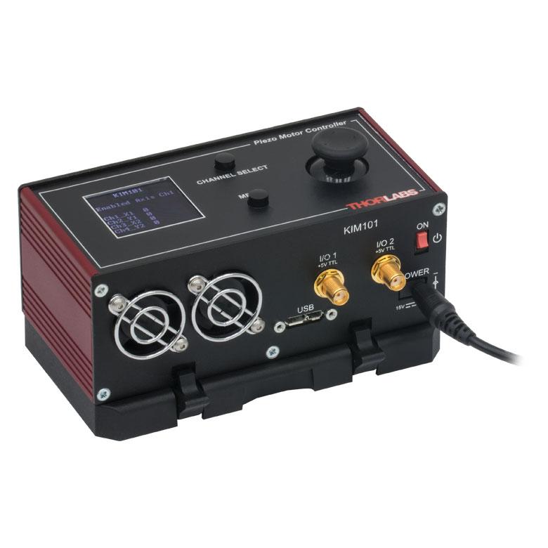 Kinesis® K-Cube™ Piezo Inertia Actuator Controller