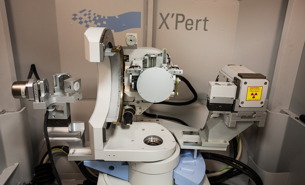 X-Ray Diffraction Equipment for Wafer Analysis