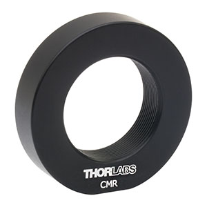 CMR - C-Mount Camera Lens Mount, Post Mountable, 8-32 Tap