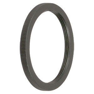 SM1NT - SM1 (1.035in-40) Locking Ring, 1.25in Outer Diameter