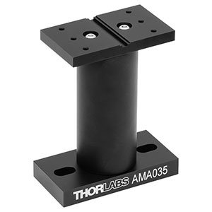 AMA035 - Post for FSC103 Axial Force Sensor, 125 mm Optical Height