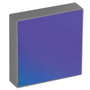 GH25-12V - Visible Reflective Holographic Grating, 1200/mm, 25 mm x 25 mm x 6 mm