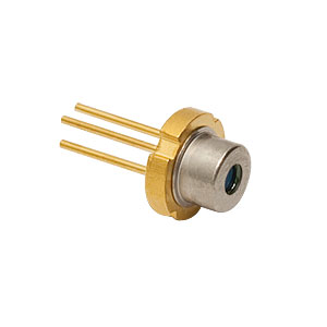 L780P010 - 780 nm, 10 mW, Ø5.6 mm, A Pin Code, Laser Diode
