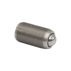 F19SS038 - Ultra-Fine Hex Adjuster, 3/16in-100, 0.375in Long