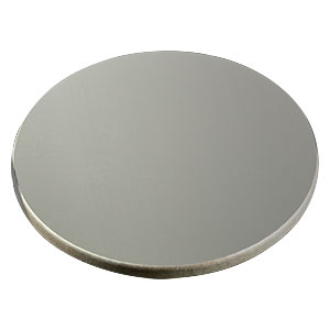 ME2-P01 - Ø2in Protected Silver Mirror, 3.2 mm Thick