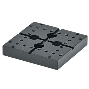 MT406 - Flexure-Stage-Accessories Plate for MT Series Translation Stages, 6-32 Taps