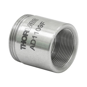 AD1109F - SM05-Threaded Adapter for M11 x 0.5 or M9 x 0.5 Threaded Components
