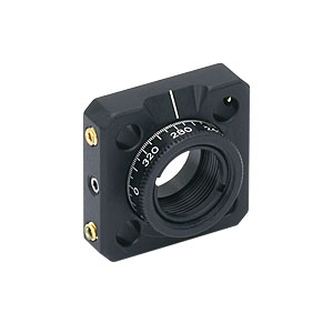 SRM05 - 16 mm Cage Rotation Mount for Ø0.5in Optics