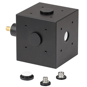 IS236A - Ø2in Integrating Sphere, Si Sensor, 3 Ports