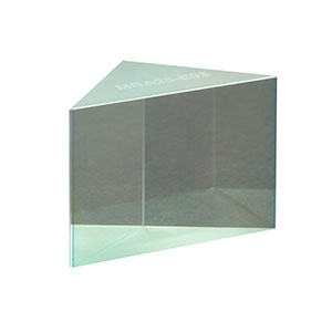 MRA25-E03 - Right Angle Prism Dielectric Mirror, 750-1100 nm, L = 25 mm
