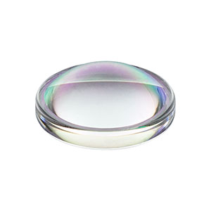 352240-C - f = 8.0 mm, NA = 0.5, Unmounted Geltech Aspheric Lens, AR: 1050-1620 nm