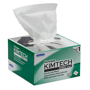 KW32 - Kimwipes 12 Boxes Per Case, 280 Kimwipes per Box