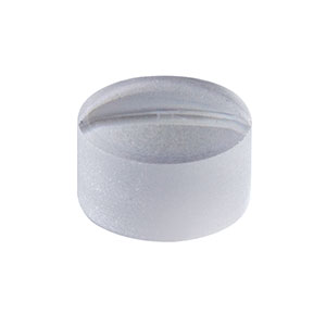 A220-B - f = 11.0 mm, NA = 0.26, Unmounted Rochester Aspheric Lens, AR: 650 - 1050 nm